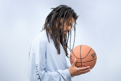 Watch J. Cole Score His First Bucket as a Professional Basketball Player