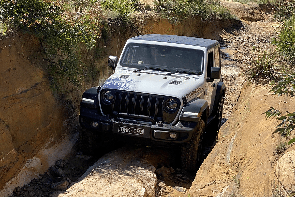 Jeep off road 3