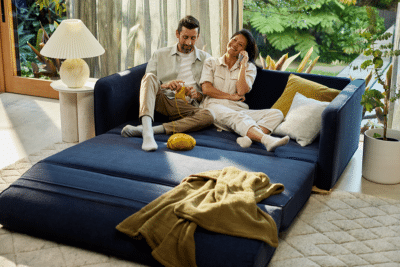 Koala's Cushy Sofa Bed is the Ultimate Netflix and Chill Upgrade