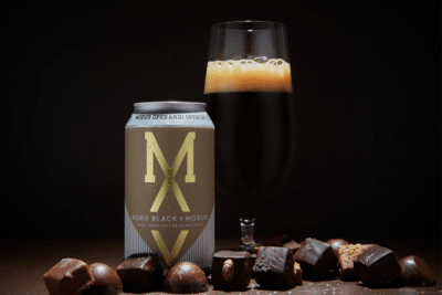 Koko Black x MODUS Choccy Stout is Perfect for Winter Hibernation