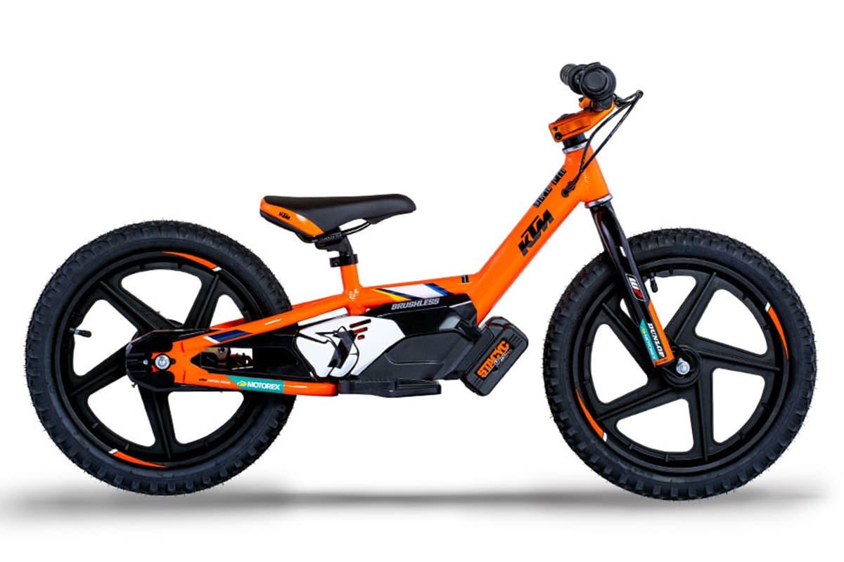 Ktm x stacyc edrive electric balance bikes 1