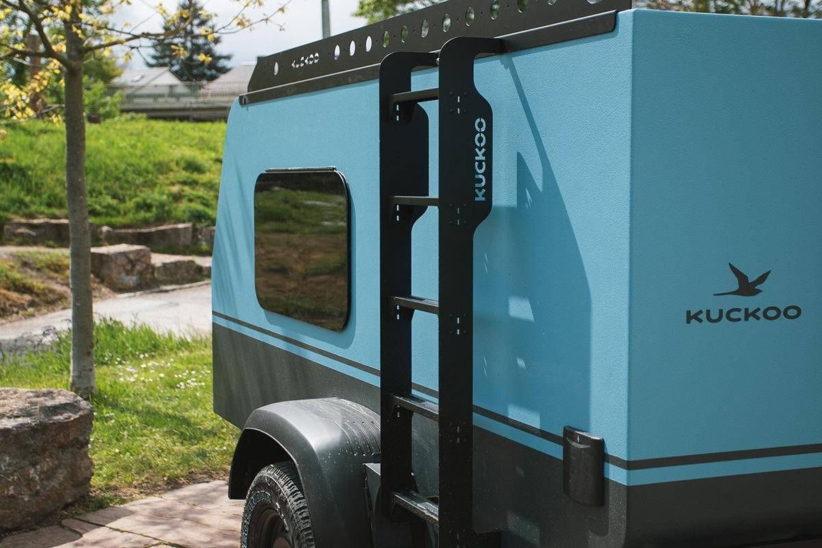 Kuckoos sustainable camping trailer 2 1