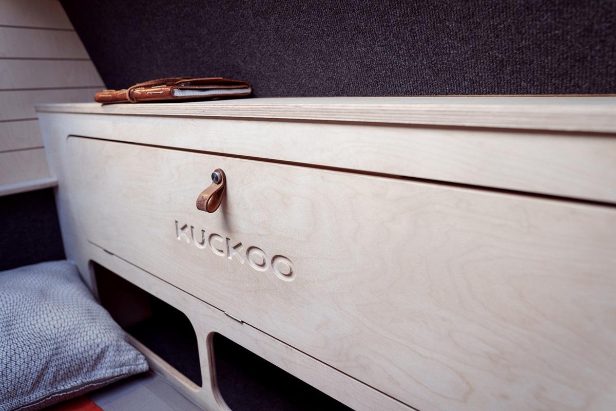 Kuckoos sustainable camping trailer 5 1