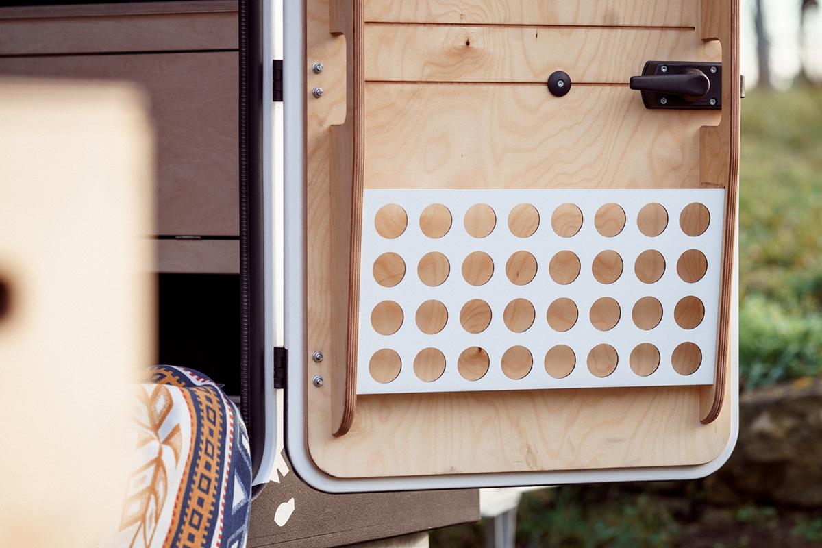 Kuckoos sustainable camping trailer 7 1