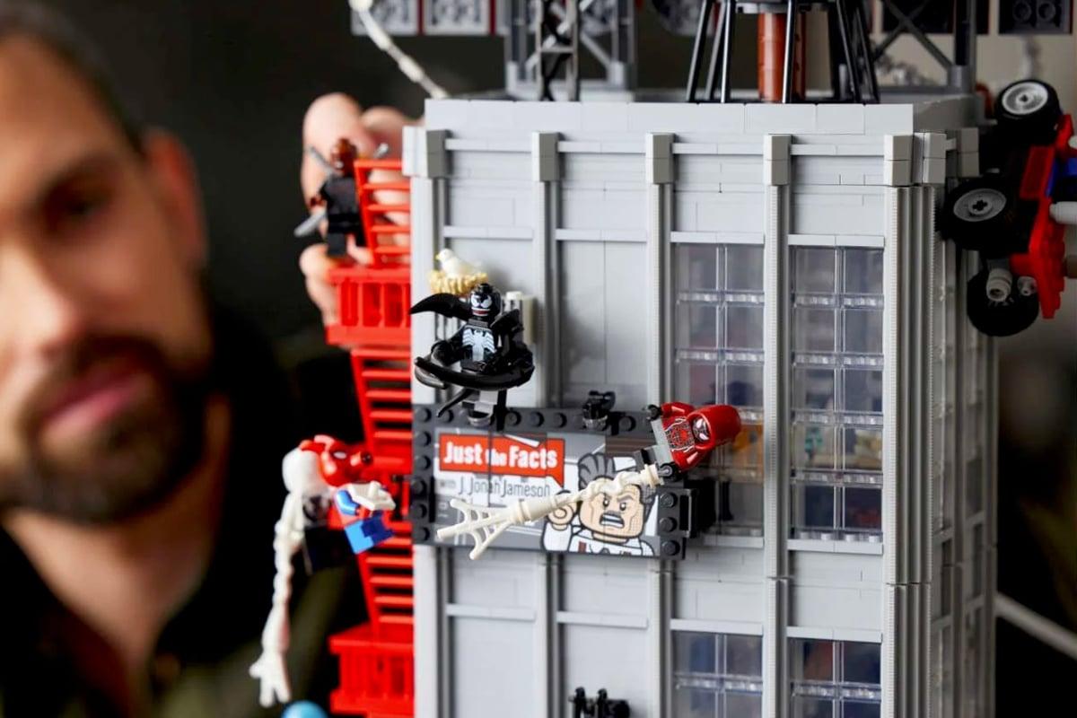 Lego daily bugle 1