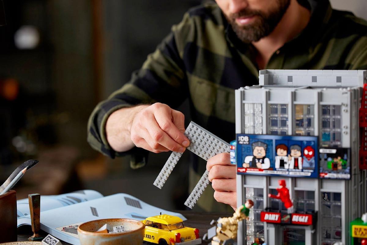 Lego daily bugle 2