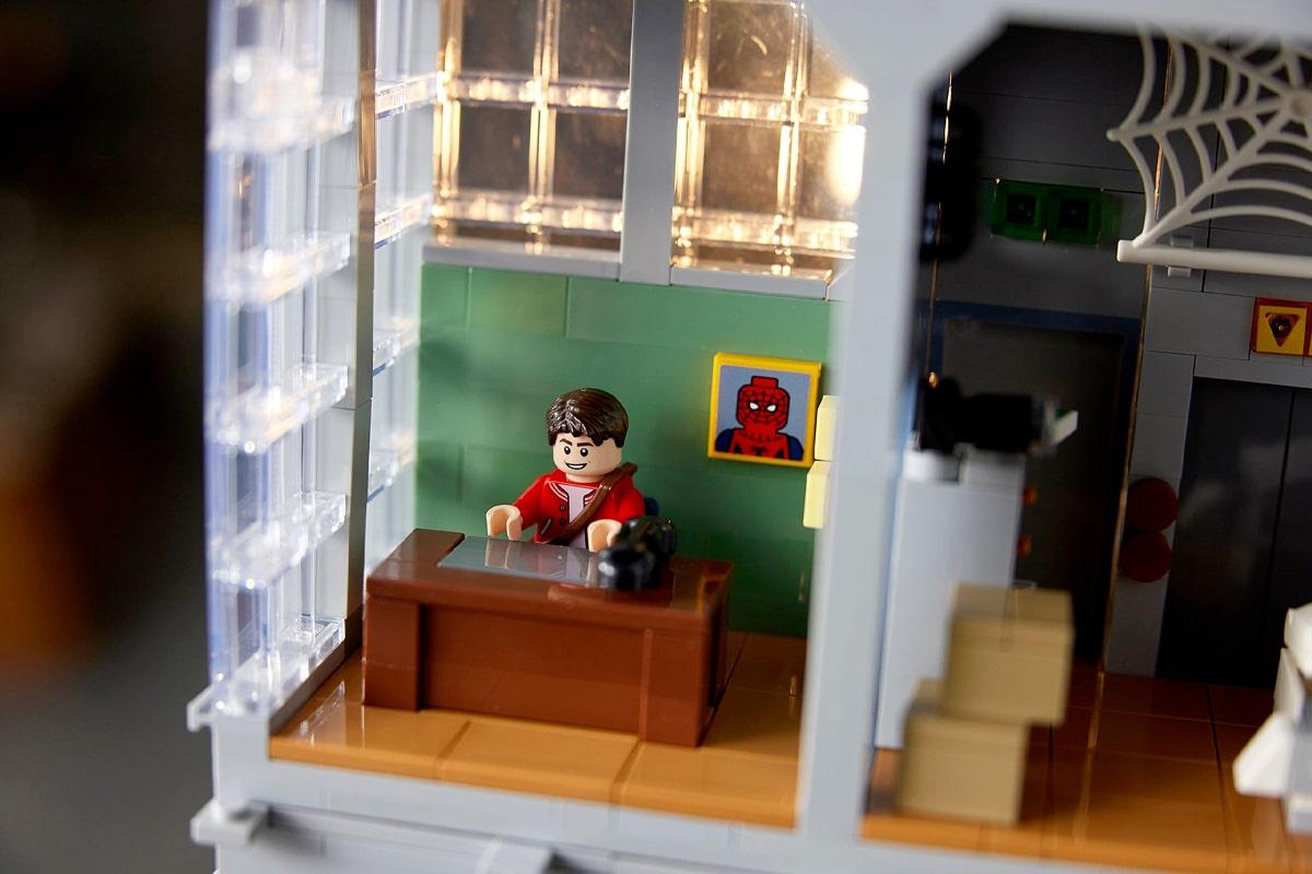 Lego daily bugle 3