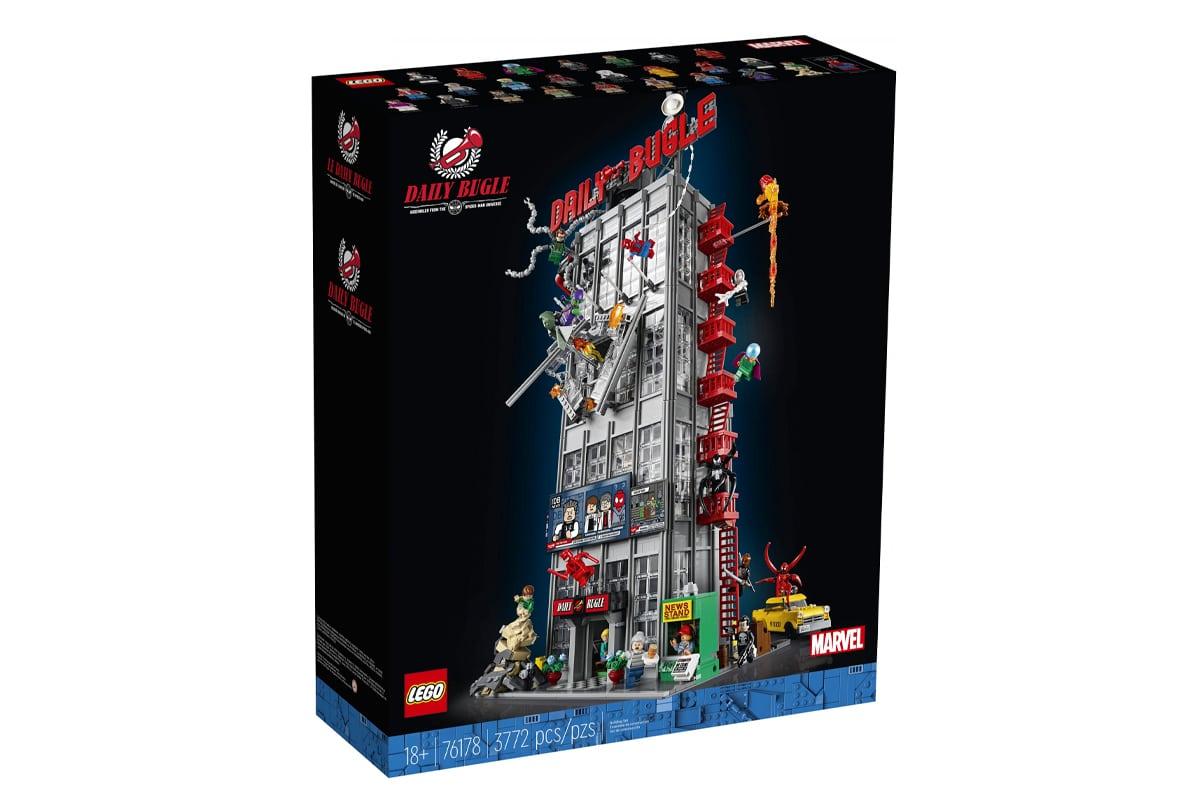 Lego daily bugle 5