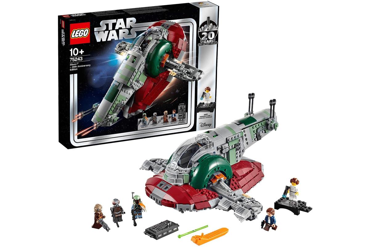 Lego star wars slave ste