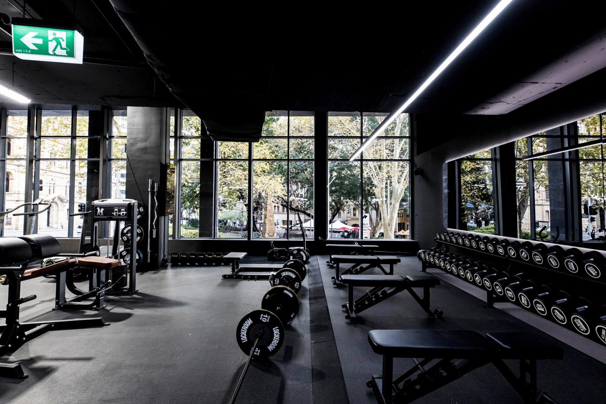 Lockeroom sydneys most exclusive gym 1