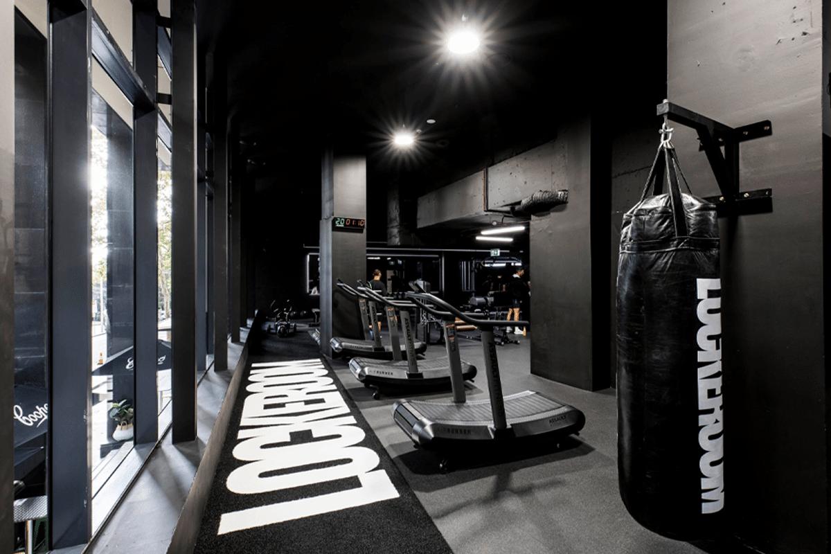 Lockeroom sydneys most exclusive gym