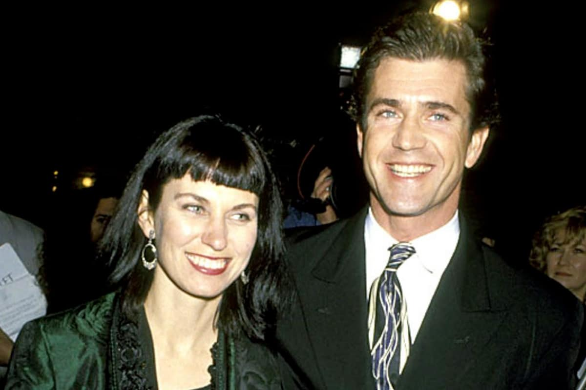 Mel gibson robyn moore gibson