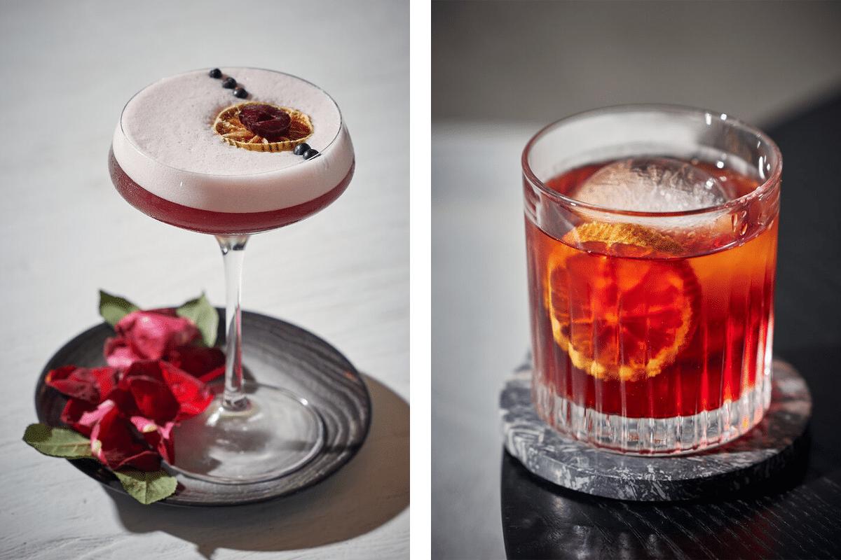 Metisse cocktails