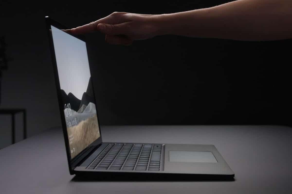 Microsoft surface 4 4