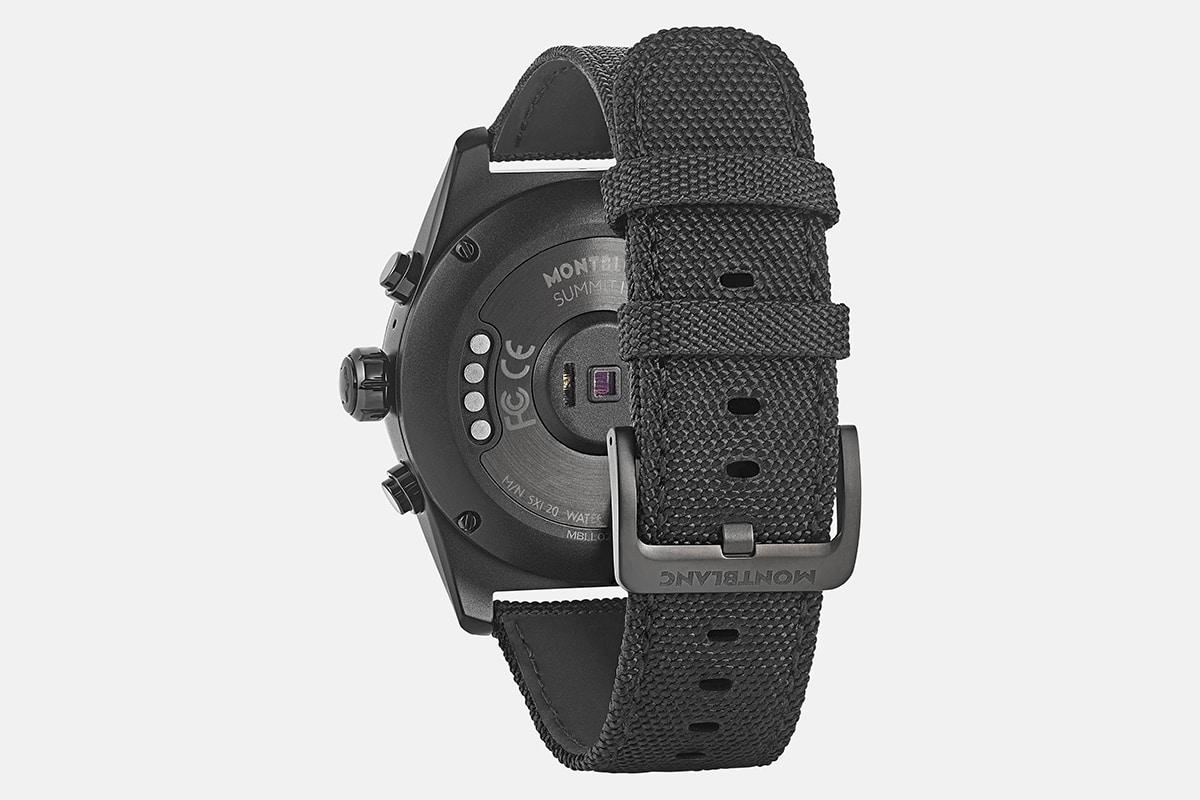 Montblanc summit lite smartwatch 2