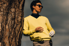 Mr p golf collection look 1