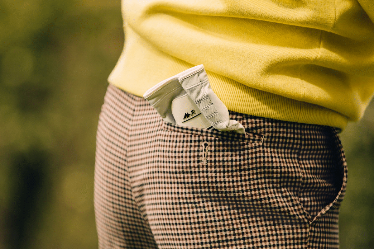 Mr p golf collection look 3