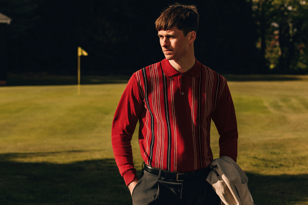 Mr p golf collection look 6