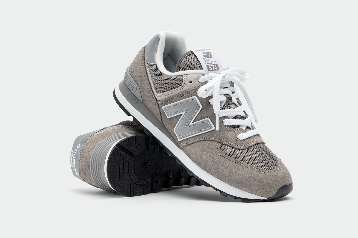 New balance 574 grey day sneakers