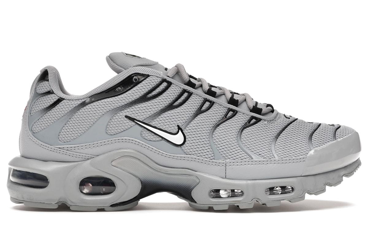 Nike air max plus wolf grey