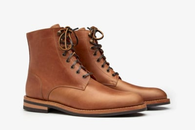 The Wilson Work Boot From Oliver Cabell Blends Form and Function