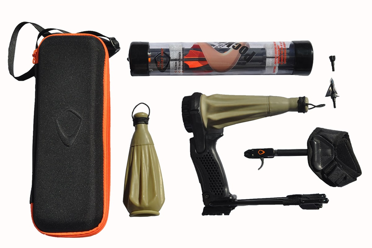 Pocket shot arrow kit 1