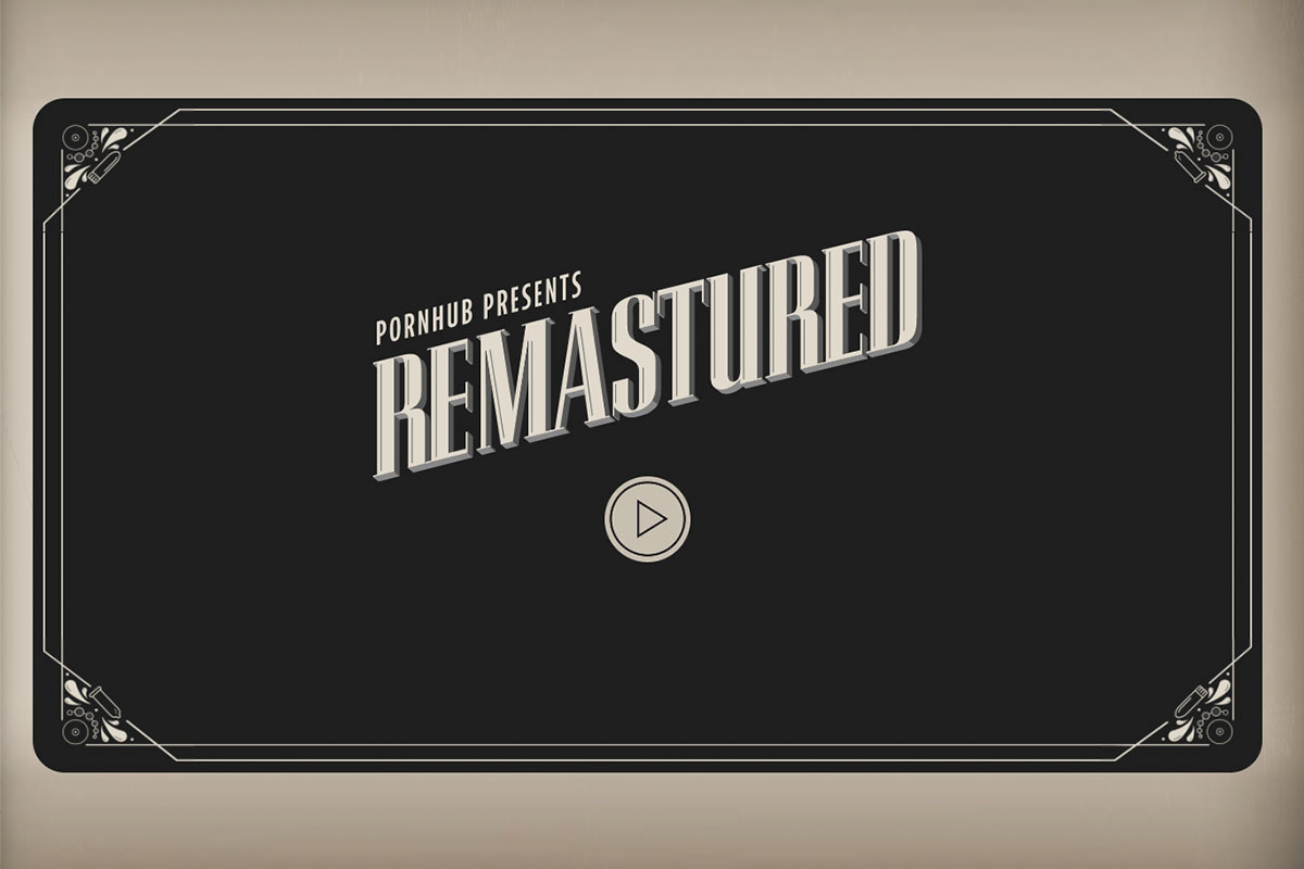 Pornhub remastursed