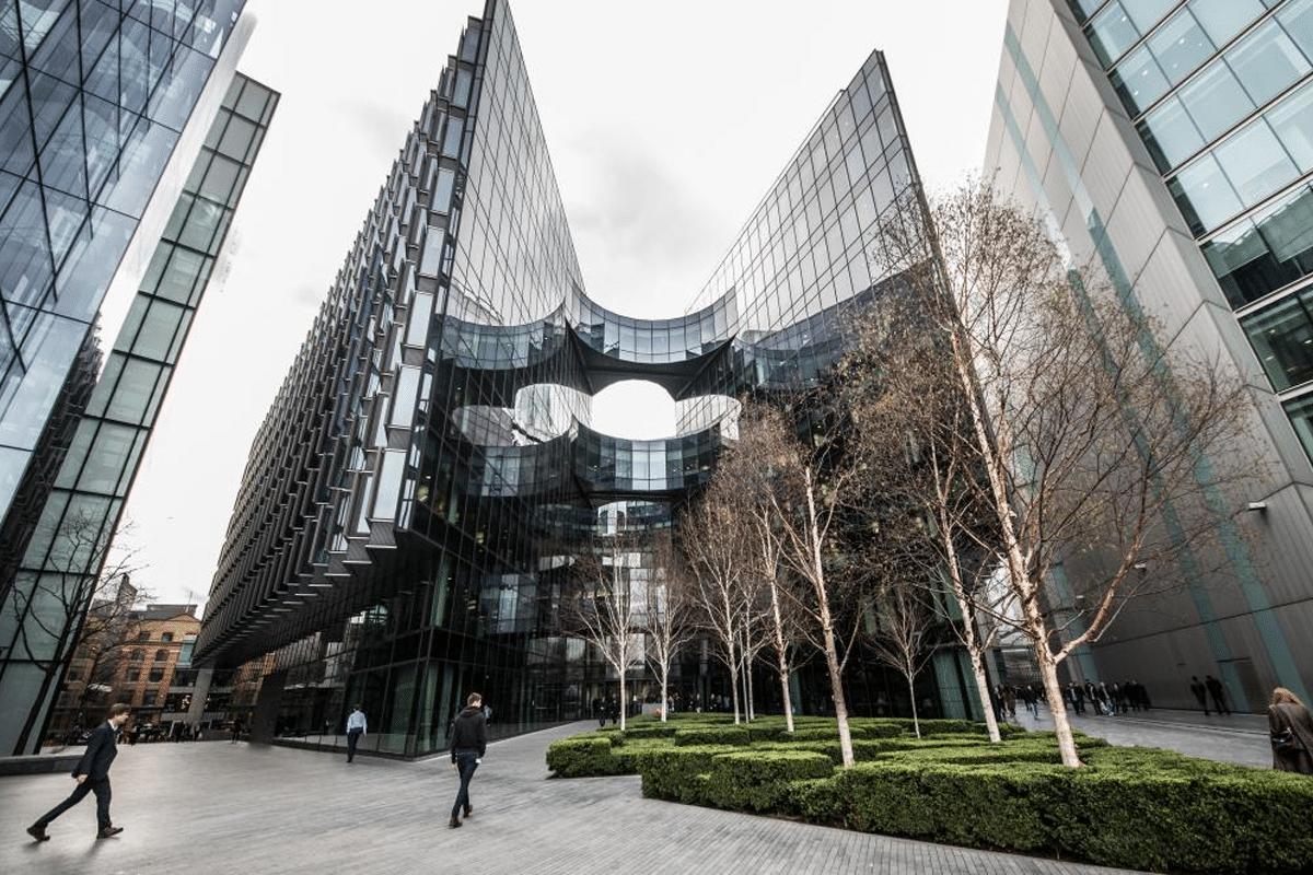 Pwc london building