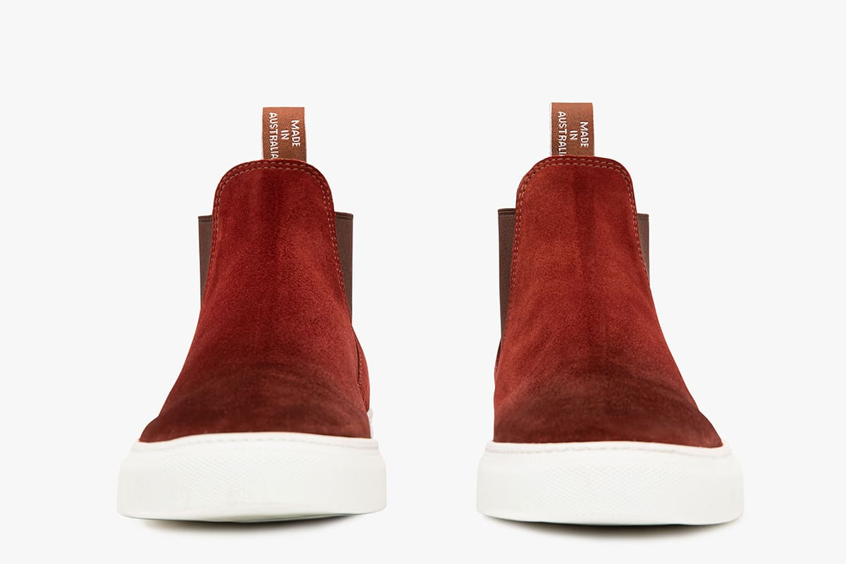 R m williams burnished barton boot 1