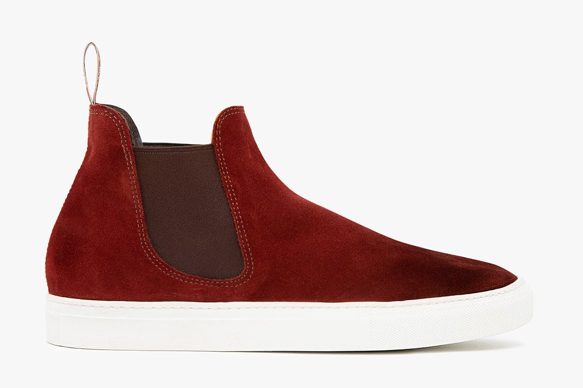 R m williams burnished barton boot