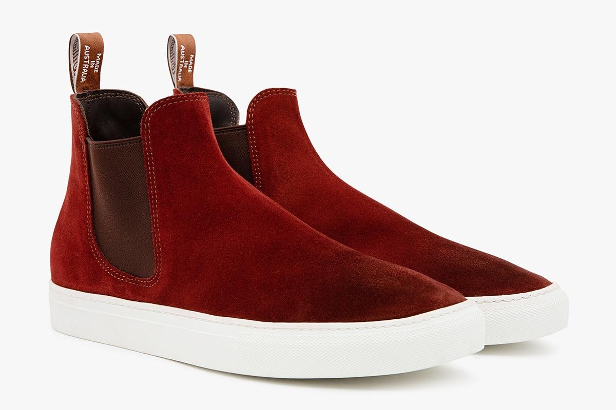R m williams burnished barton boot 4