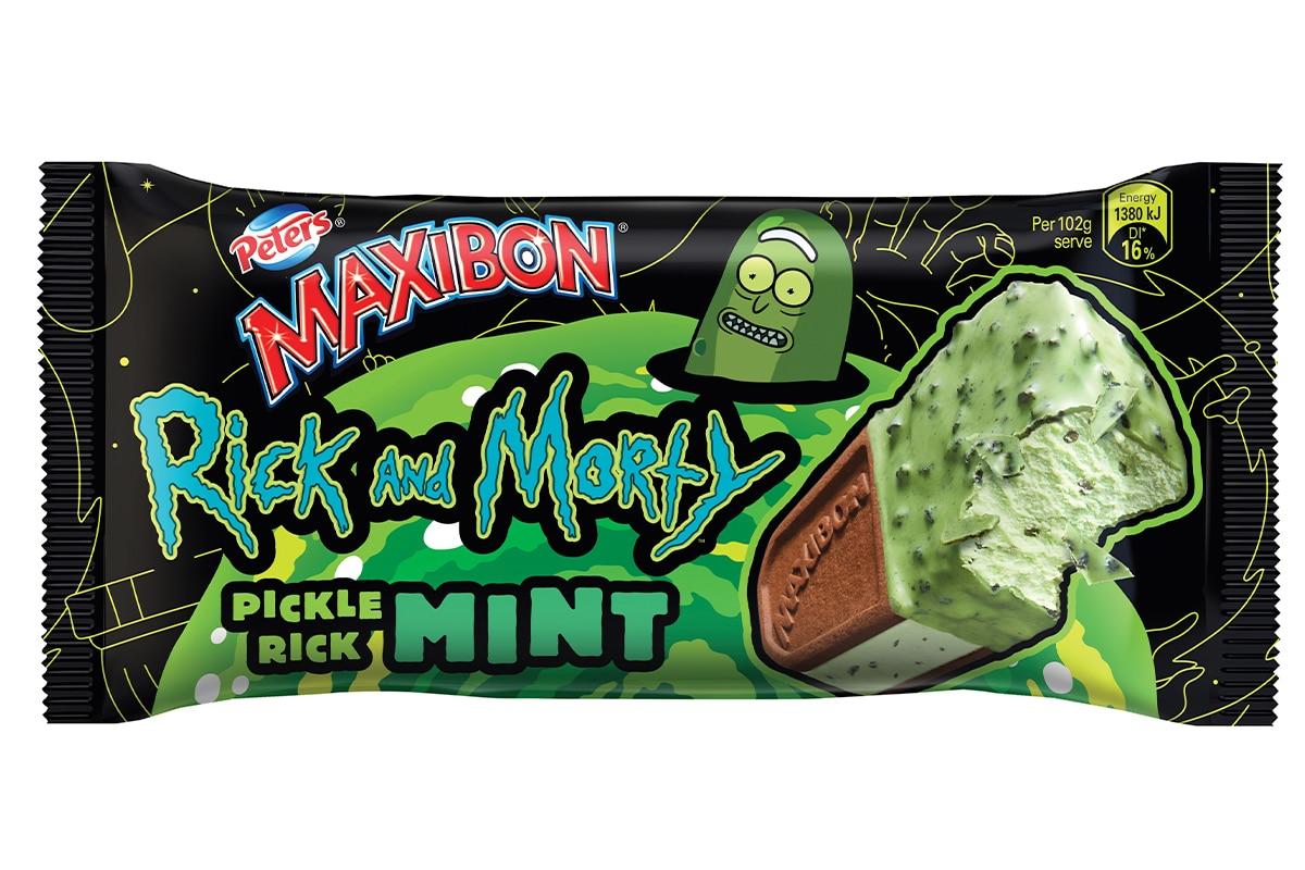 Rick and morty maxibon 1