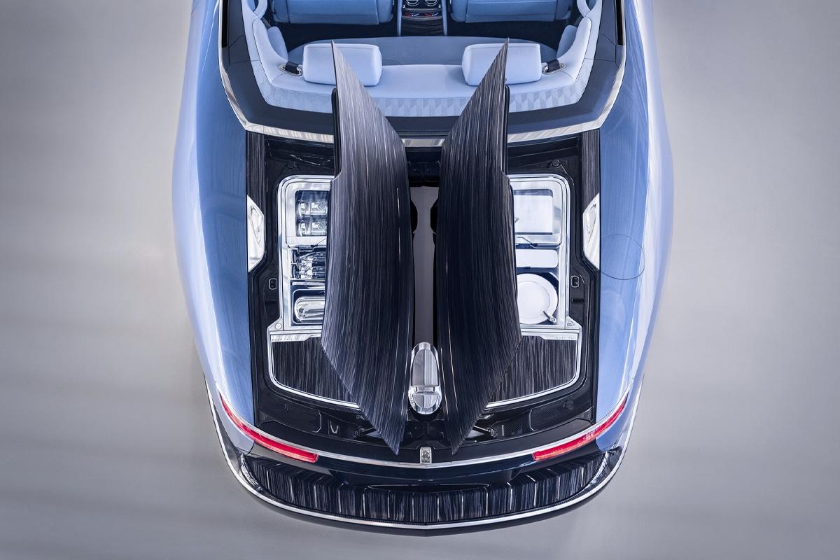 Rolls royce boat tail 17