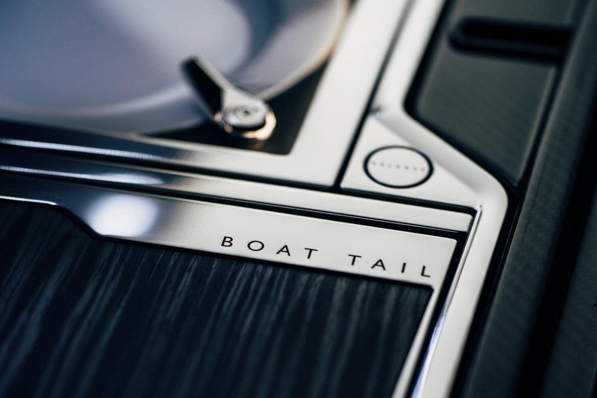 Rolls royce boat tail 2