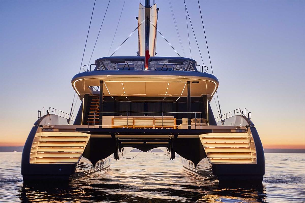 Sunreef 80 eco electric catamaran 1