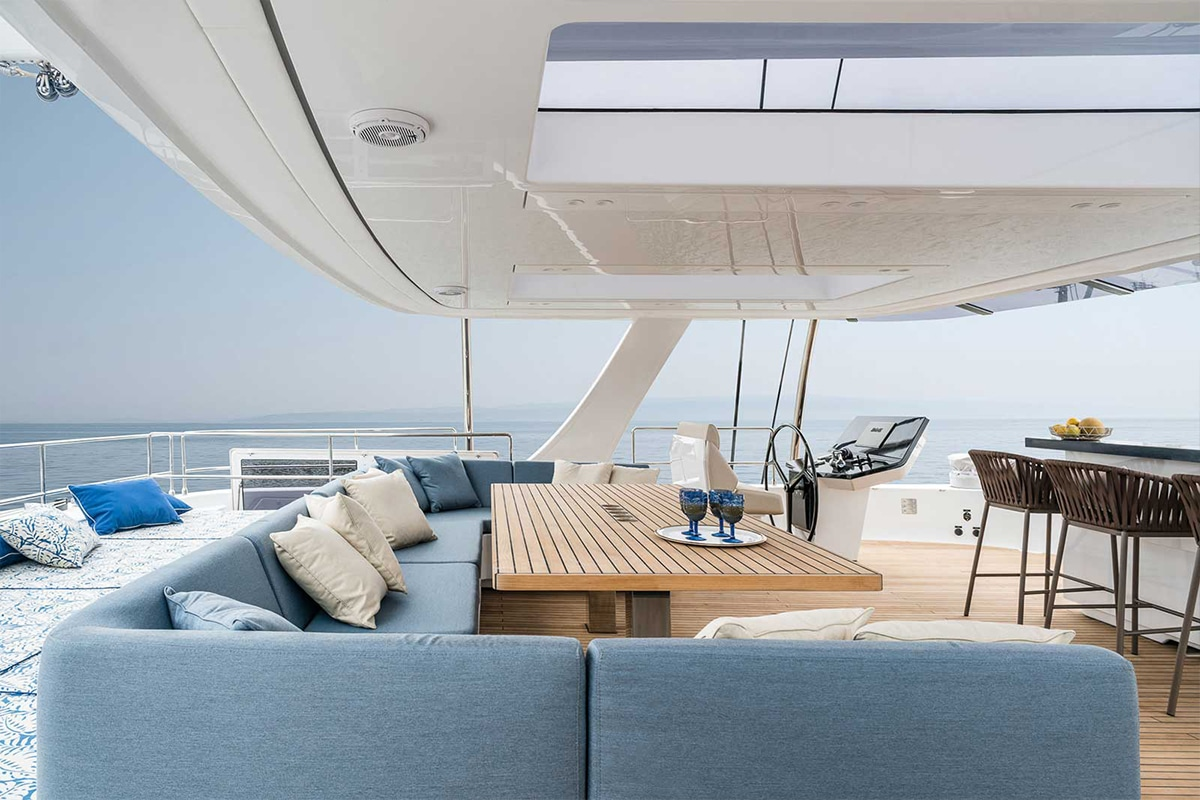 Sunreef 80 eco electric catamaran 2