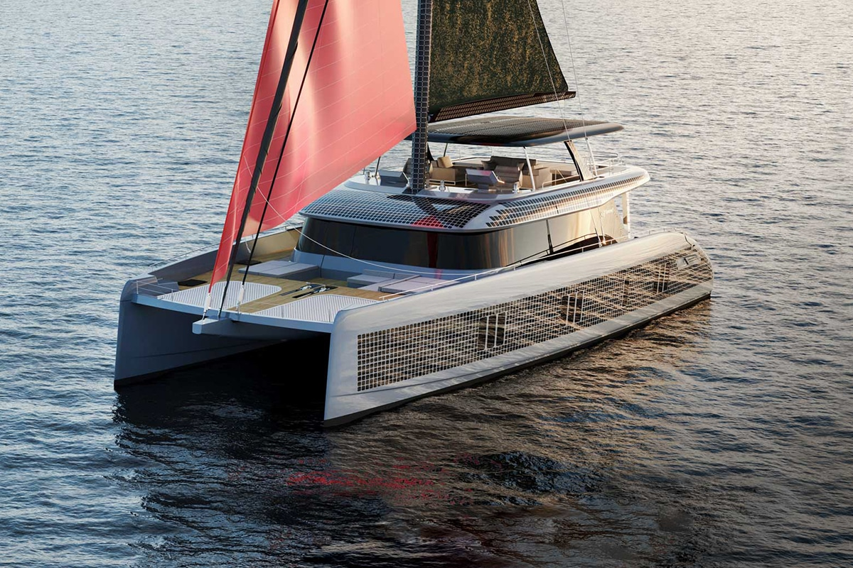 Sunreef 80 eco electric catamaran 5