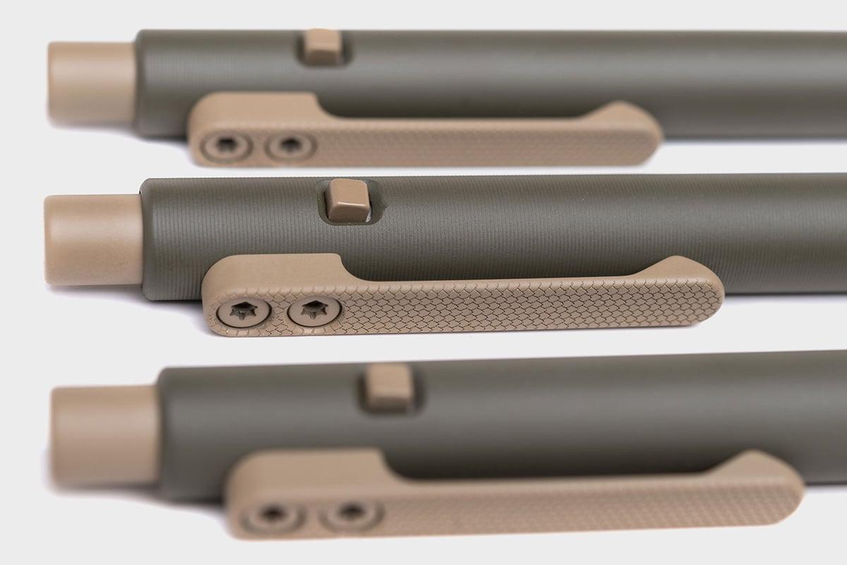 Tactile turn cerakote titanium pen collection 1