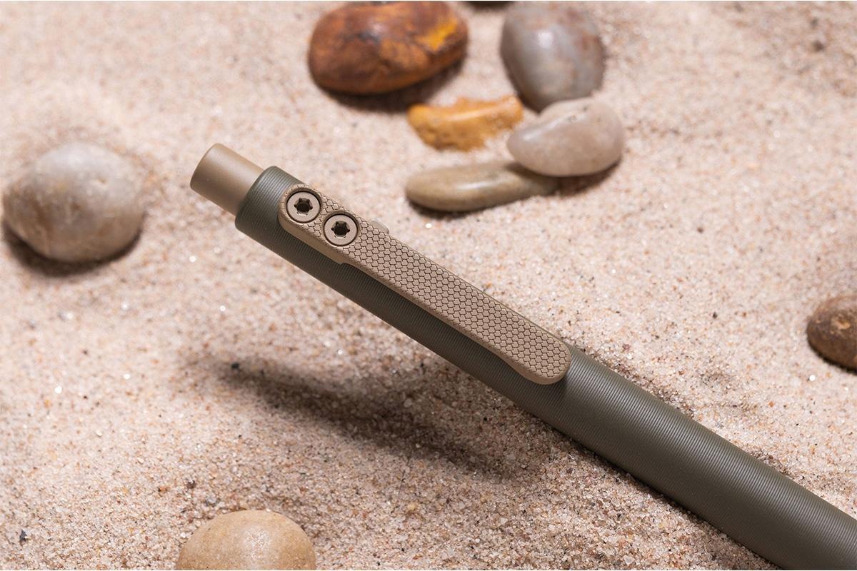 Tactile turn cerakote titanium pen collection