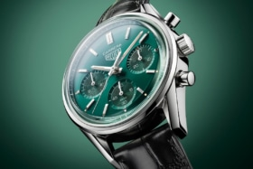 Tag heuer chronograph special edition