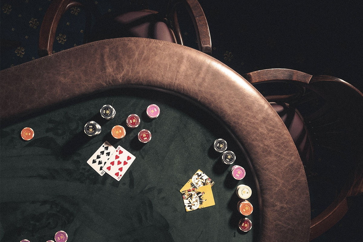 The library poker room 2