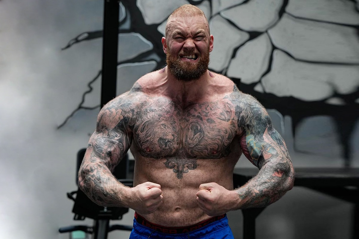 The mountain ripped 1