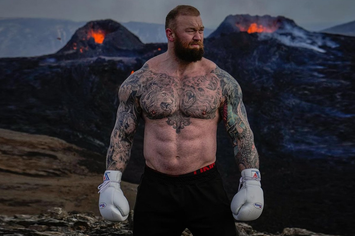 The mountain ripped 2
