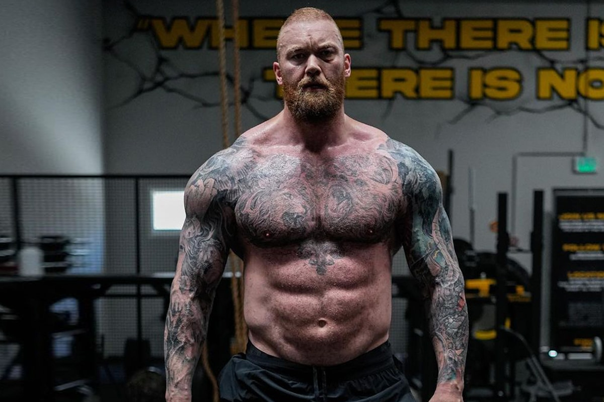 The mountain ripped 6