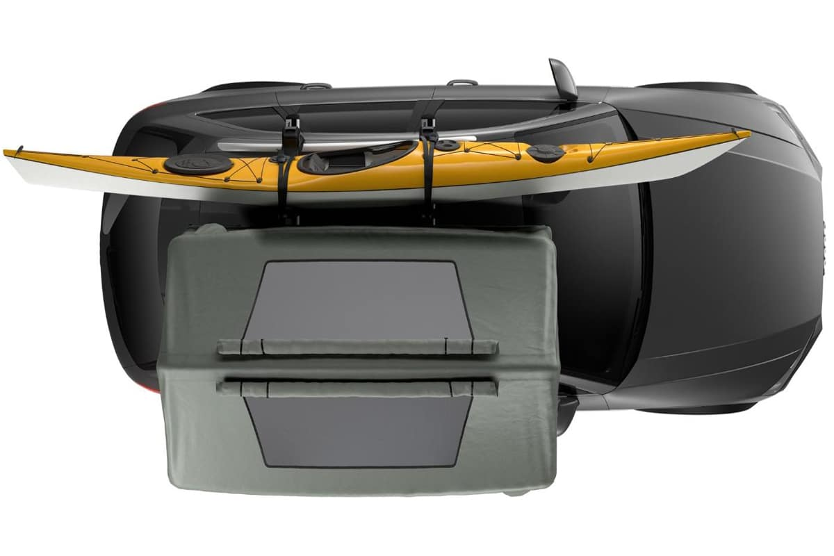 Thule tepui foothill rooftop tent 2
