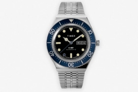 Timex x nn07 40mm automatic