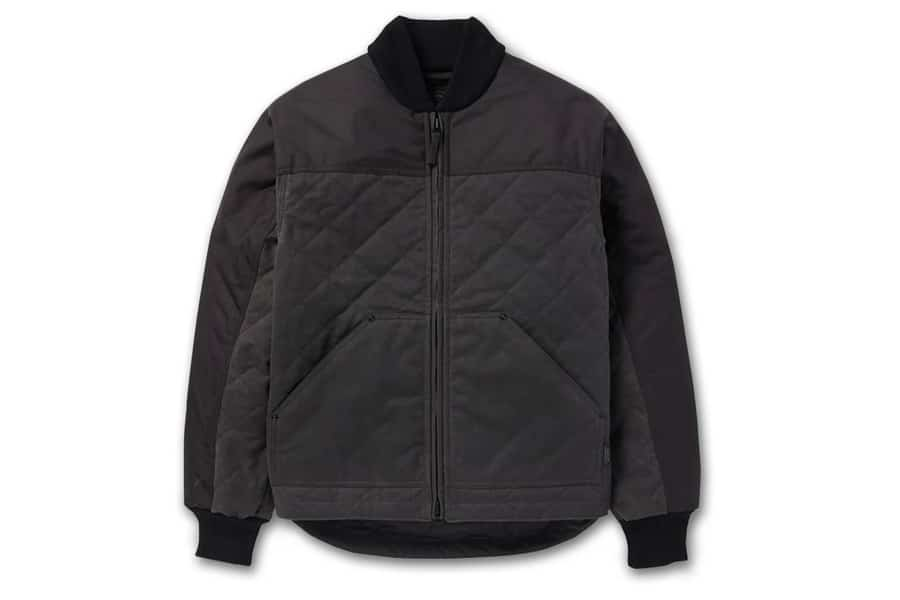 filson alcan quilted jacket