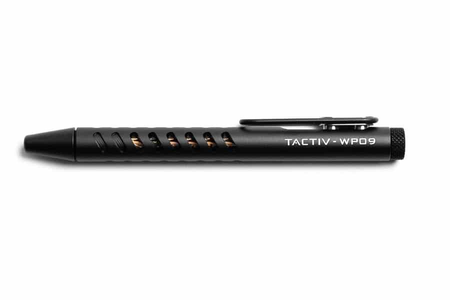 tactiv waterproof pen