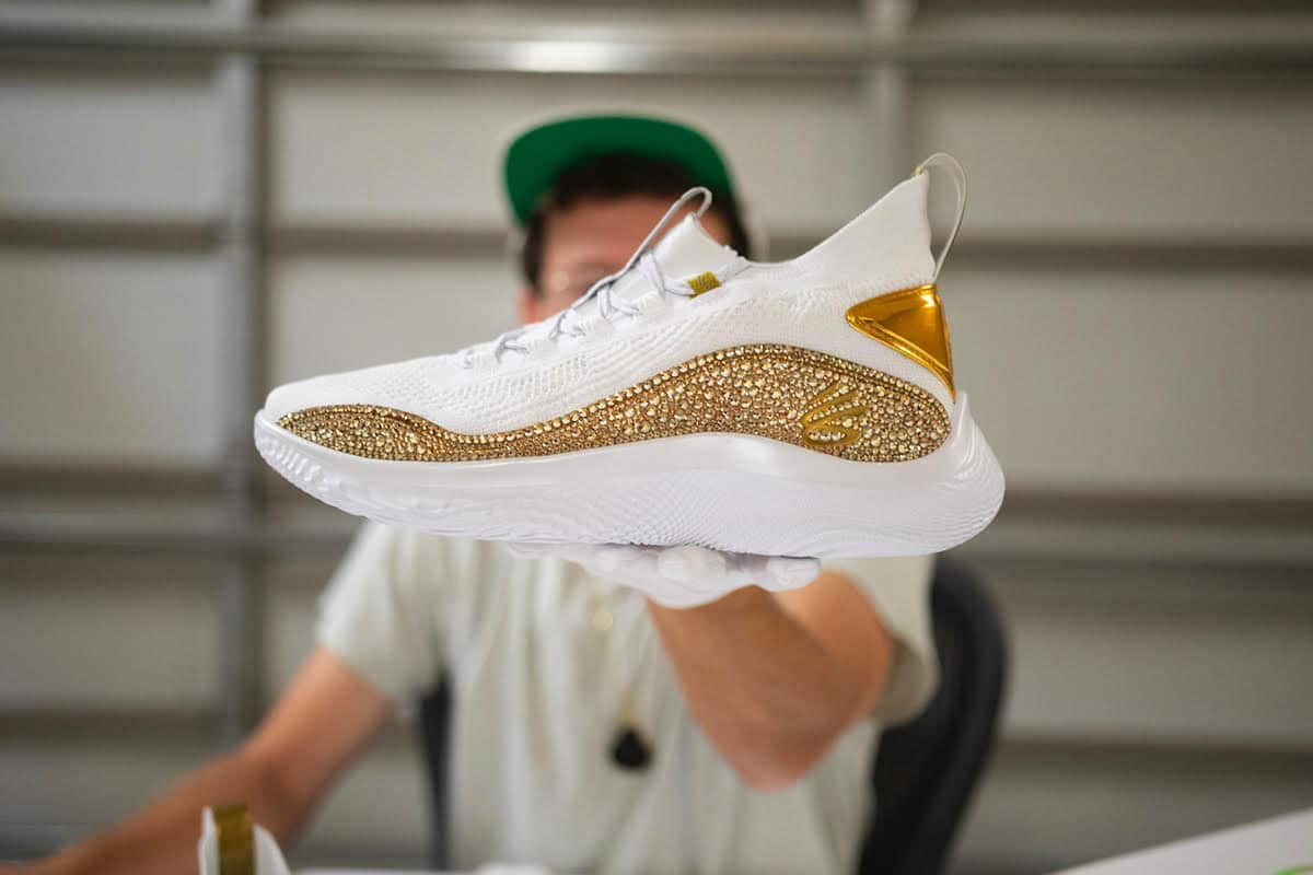 Under armour 24k curry 8
