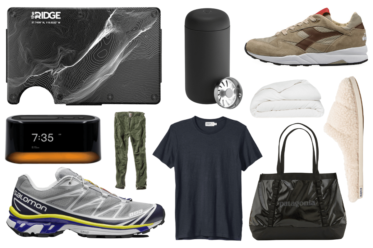 Huckberry Finds May